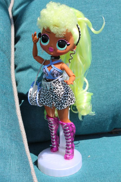 Dolly Review Lol Surprise Omg Fashion Doll Lady Diva
