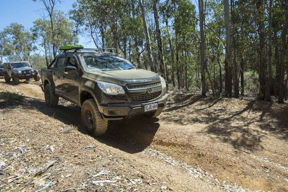 Holden Colorado MY16 - google images
