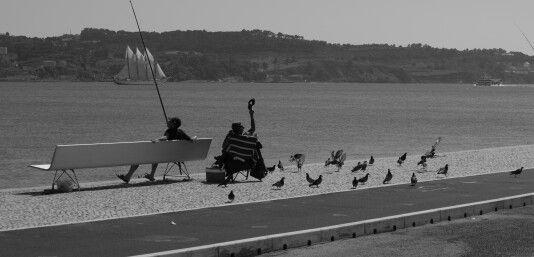 As Docas. Lisboa