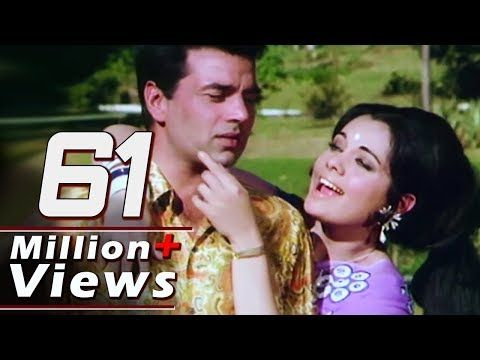 Mein Tere Ishq Mein Mumtaz Lata Mangeshkar Loafer Song Youtube Lata Mangeshkar Songs Bollywood Movie Songs Songs