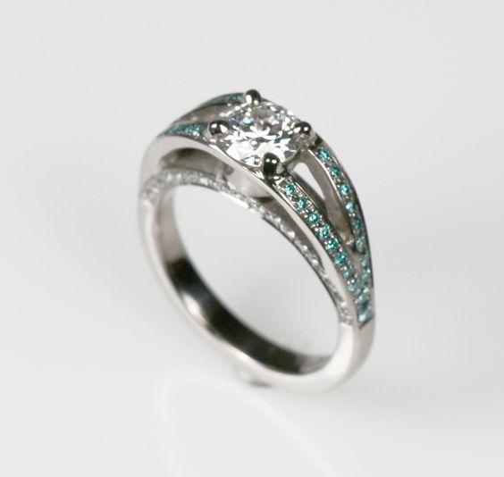 PASH Jewellery Design- engagement ring
