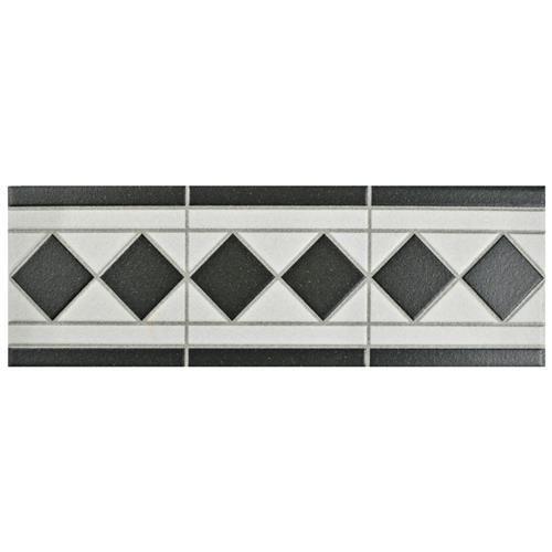 Show Details For Vanity Blanco 4 1 4 X13 Porcelain Listello F W Trim C Hv 12 Wall Trim Merola Tile Mosaic Flooring