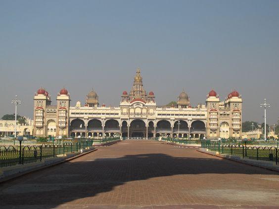 Индия. Карнатока. Майсур   Bobrya.com
