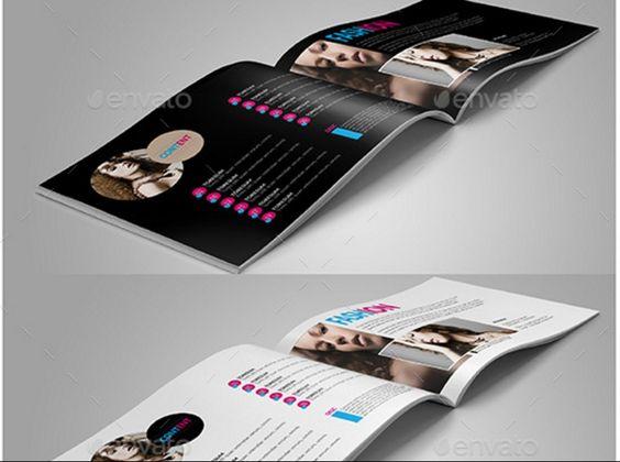 Fashionportfoliobrochuretemplate Fashion Brochure - Fashion brochure templates