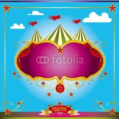 circus fun leaflet