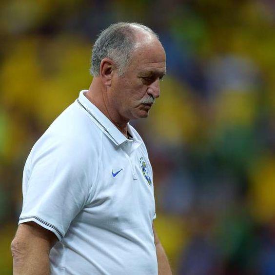 Felipão deixa comando da Seleção após vexame na Copa
