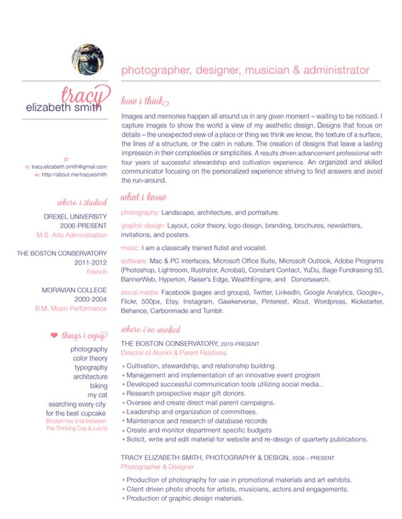 11 PSD One Page Resume Templates Resume layout and Free resume - hyperion administrator sample resume
