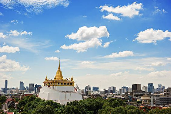 Golden Mount at Wat Saket