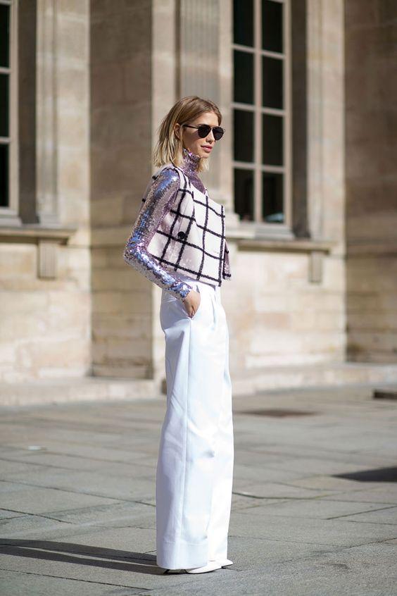 Elena Perminova in Dior   - HarpersBAZAAR.com: