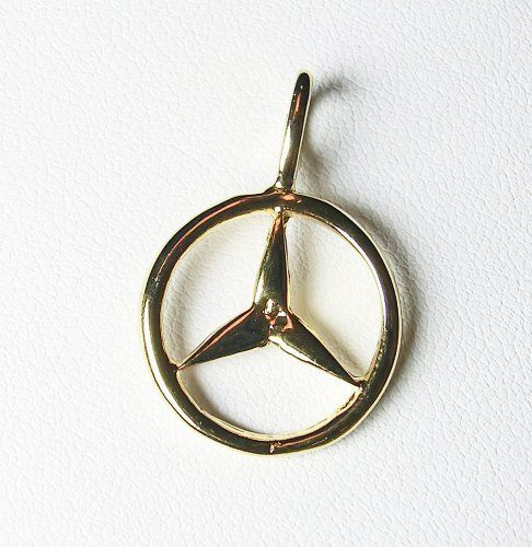Pinterest the world s catalog of ideas for Mercedes benz pendant