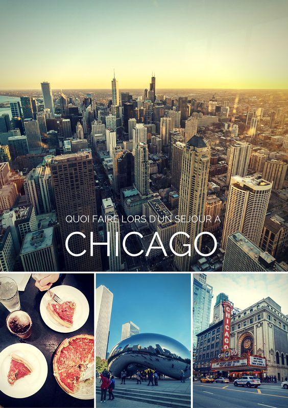 Chicago, la 3ème plus grande ville des Etats-Unis, en plein milieu du pays est une destination formidable. J'ai adoré cette ville, je vous le raconte sur le blog