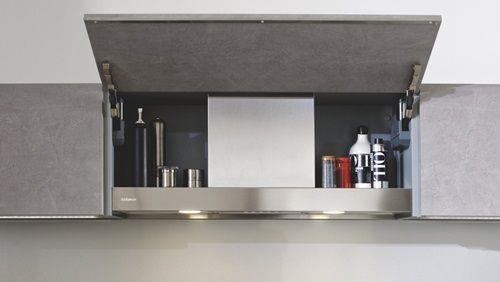 Hotte Box Airforce Integree Dans Un Meuble De Votre Cuisine Schmidt Hotte Recyclage Hotte Cuisine Schmidt