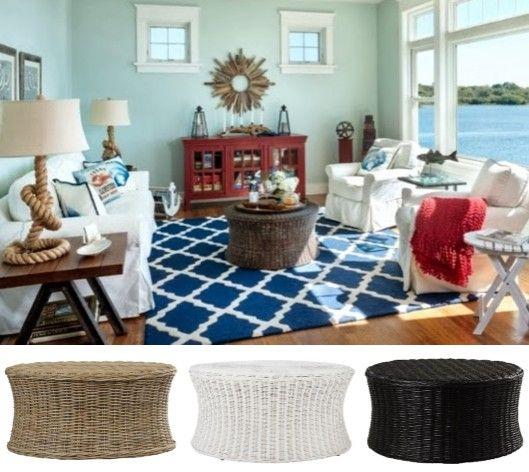 Simple Stylish Coffee Table Ideas For Coastal Style Decorating Coastal Style Decorating Cheap Home Decor Decor