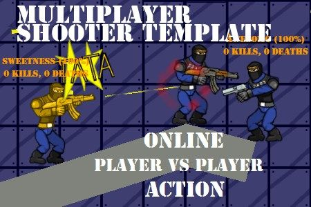 Online Multiplayer Template In 2020 Multiplayer Games Game Info Smart Camera