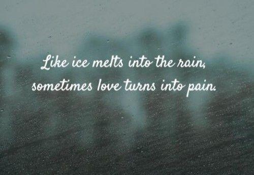 Pin On Sad Love Quotes