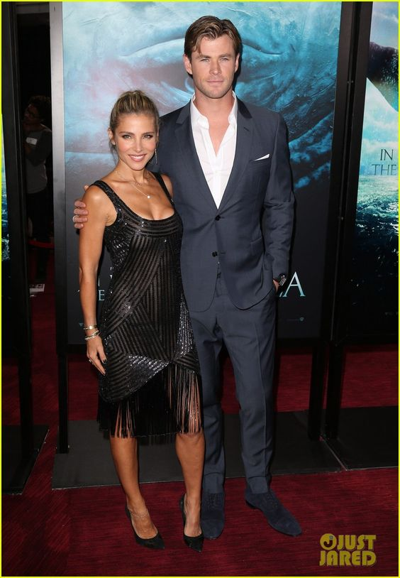 Chris Hemsworth Chooses One of His 'Huntsman' Co-Stars to Be His 'Thor 3' Villain!: Photo #3525002. Chris Hemsworth and his wife Elsa Pataky look so in love on the red carpet at the In The Heart Of The Sea premiere held at Lincoln Center on Monday evening (December…