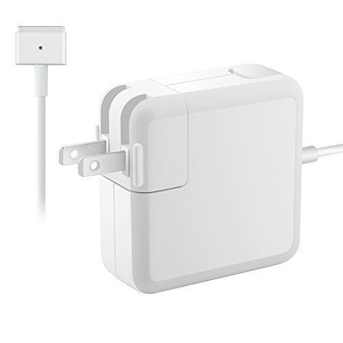 Great Replacement 60W T-Tip Magsafe 2 Magnetic Power Adapter Charger for MacBook Pro 11-inch and 13-inch(After Late 2012) Mac Book Pro Charger