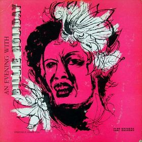 Billie Holiday - An Evening With Billie Holiday - album cover