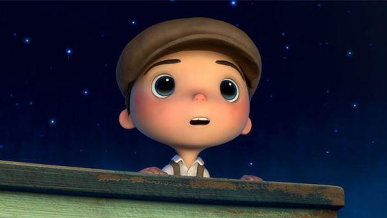 Cortometraje de Disney Pixar 'La Luna' e cual lo vi en el cine con el estreno de 'Brave' ;)