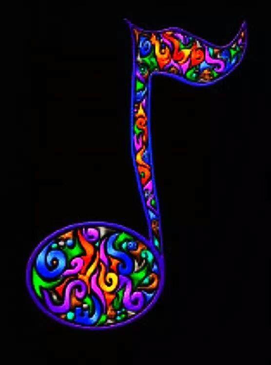musical notes treble c...
