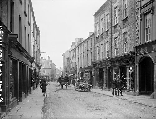 Castle Street in Sligo Town | Flickr - Photo Sharing!: