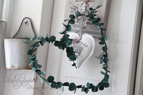Simple And Lovely Eucalyptus Wreath