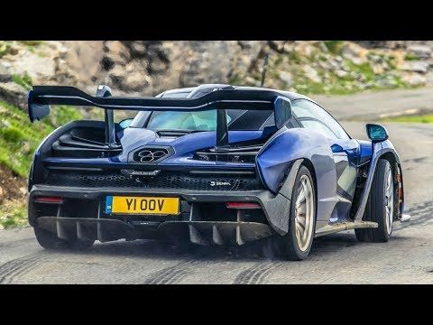 111 Mclaren Senna 1500 Mile Road Trip Top Gear Youtube Mclaren Top Gear Senna
