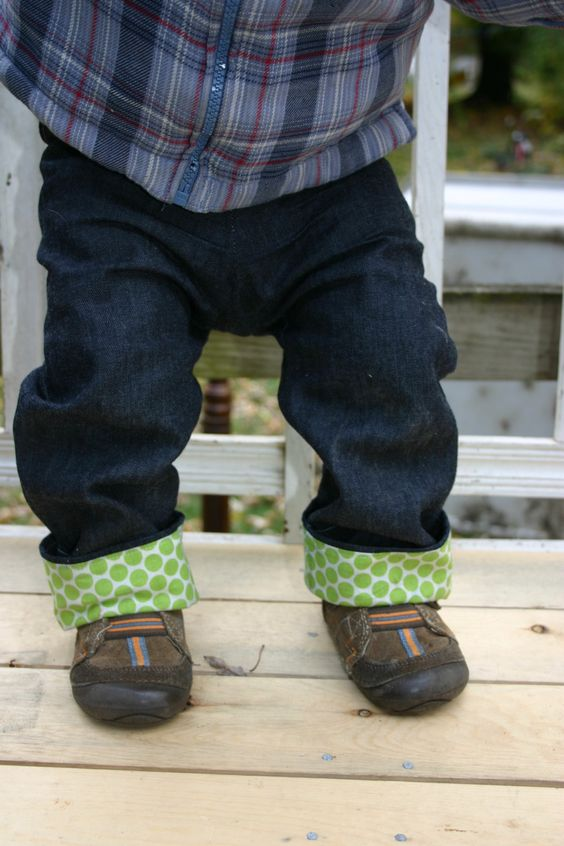 Beanstalk Britches os jean pattern for cloth by StitchUponaTime, $6.00