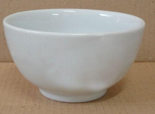 Tigela Para Açai, Porçoes E Outros Em Porcelana (500 Ml) - R$ 6,50 no MercadoLivre