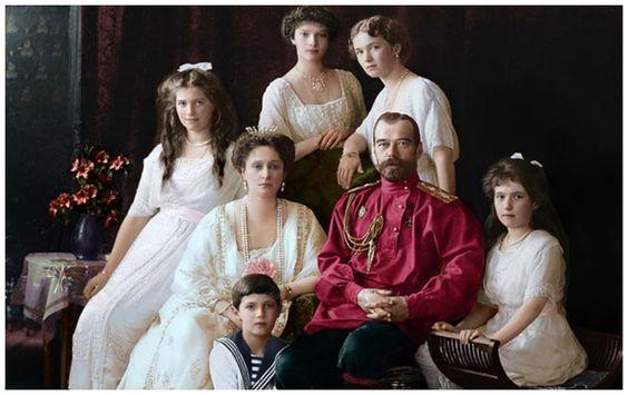 romanov family - Pesquisa Google