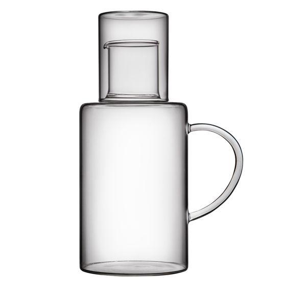 Karaff m Glas