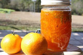 Blog Ambiente de Luz: Doce de bergamota