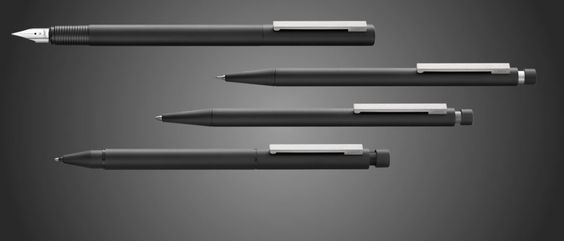 Lamy / CP1 Matt Black