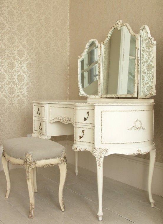 Old Vanity
