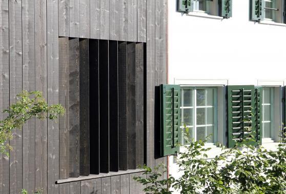Umbau bauernhaus mit scheune d a x architektur ideen rund ums haus pinterest - Architekt bauernhaus ...