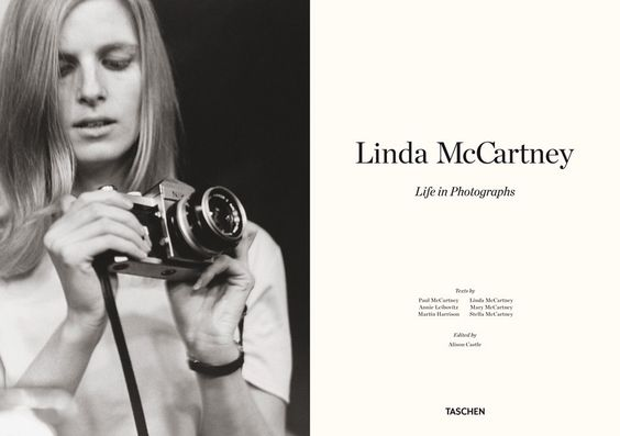 Linda McCartney. Life in Photographs. TASCHEN Books (Collector's Edition)