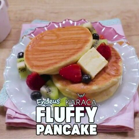 New The 10 Best Recipes With Pictures Fluffy Pancake Satu Lagi Camilan Endeus Simpel Dan Pas Dinikmati Saat Fluffy Pancakes Crepes And Waffles Recipes