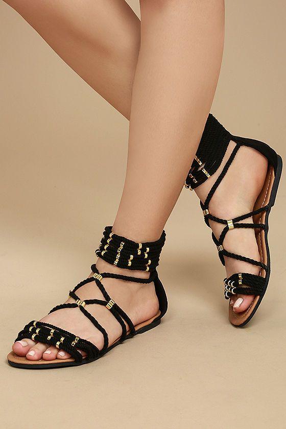 Lovely Flat Sandals