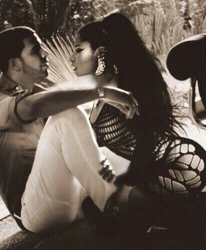 Drake & Nicki Minaj Love
