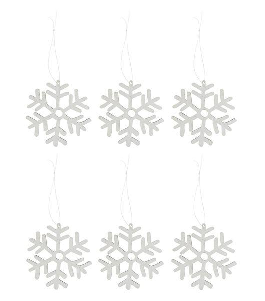 suspensions de Noël en bois - HEMA 2.50€
