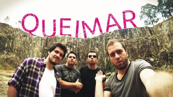 """Queimar é a primeira música de trabalho do álbum """"Exploda!"""", que marca o lançamento da banda Café Cancún. Com ela, surge todo um conceito visual voltado para essa música."""