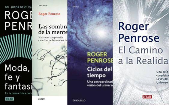 4 libros básicos de Roger Penrose, Premio Nobel de Física 2020 | Aristegui Noticias