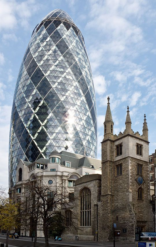 Gherkin - Londres