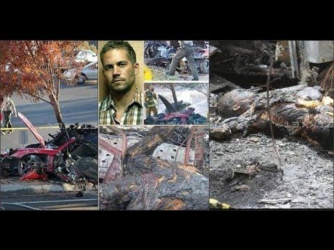 Paul Walker Body In Car Crash