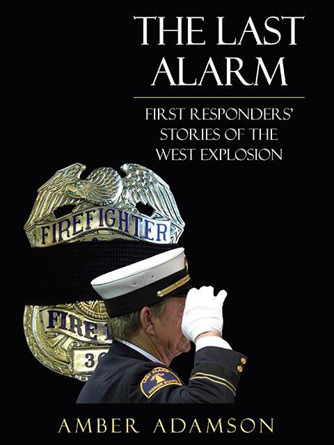 #Baylor alum/professor's book captures the #WestTX explosion first responders' stories a year later.
