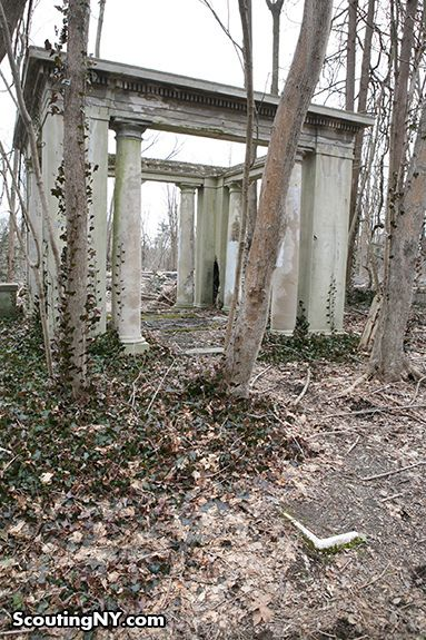 The Abandoned Ruins Of King Zog S Long Island Estate