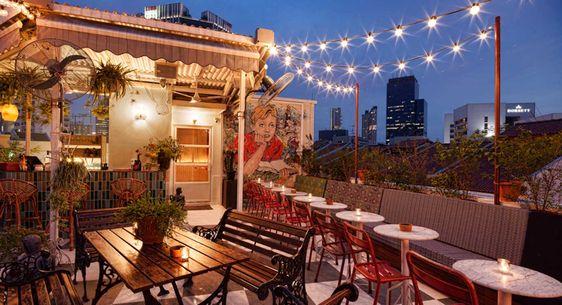 Potato Head Folk # Bar # Rooftop # Singapore: