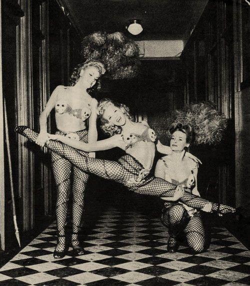 burlesque: