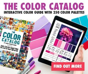 The Color Catalog By Sarah Renae Clark Color Catalog Coloring Pages Coloring Calendar