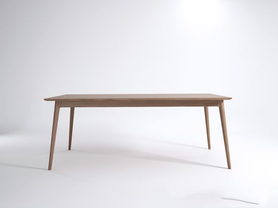 Dining Tables : Ion Design: Vintage Dining Table Rectangular (3 ...